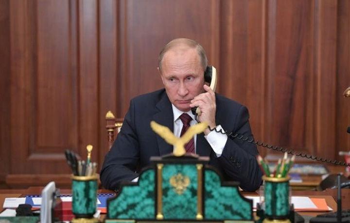 Путин ва Эрдўғон Суриядаги вазиятни муҳокама қилдилар