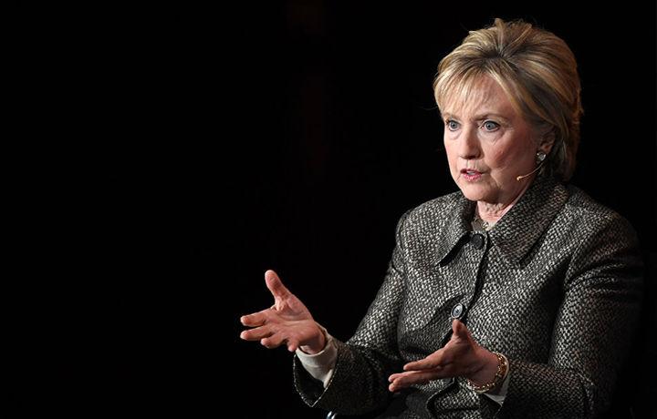 Ҳиллари Клинтон шифохонага тушиб қолди