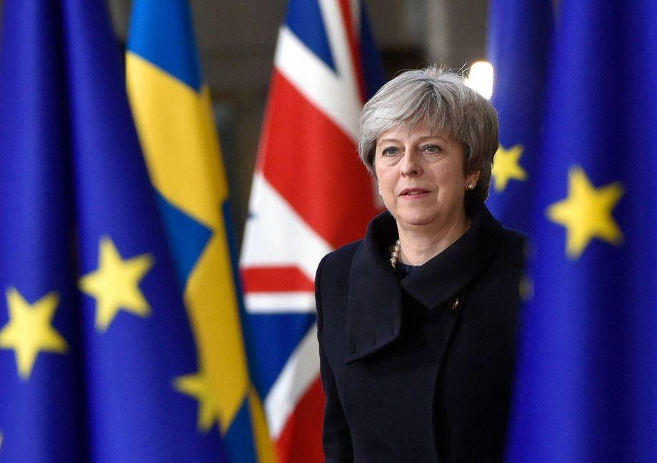 В Великобритании обсуждают сценарии Brexit