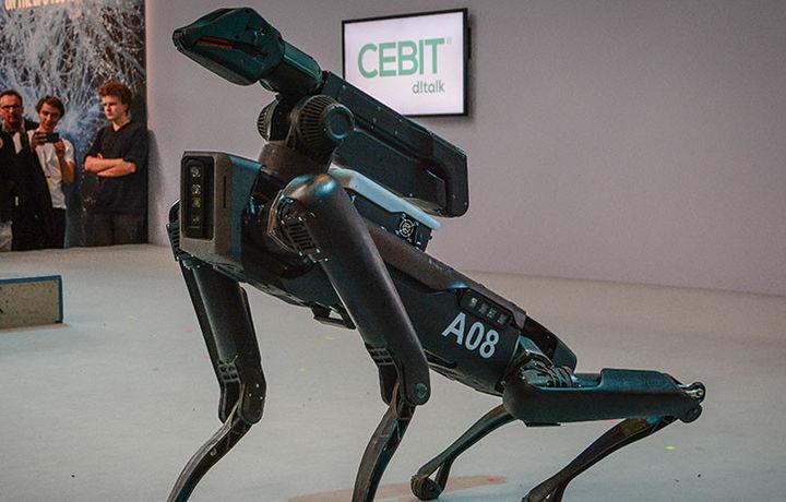 Робот Boston Dynamics станцевал под Uptown Funk (видео)
