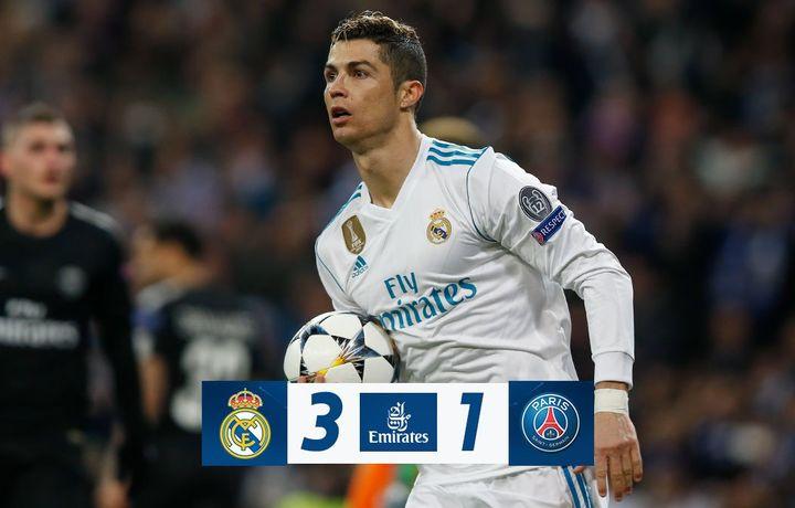 ЕЧЛ. «Реал» Мадридда «ПСЖ»ни таслим этди, «Ливерпуль» меҳмонда бешта гол урди