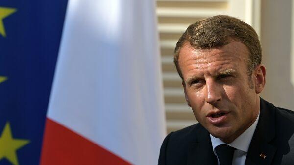 Fransiya prezidenti uzr so'radi