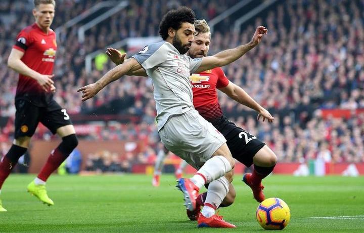 «Манчестер Юнайтед» в первом тайме потерял трех игроков из‐за травм и сыграл вничью с «Ливерпулем»