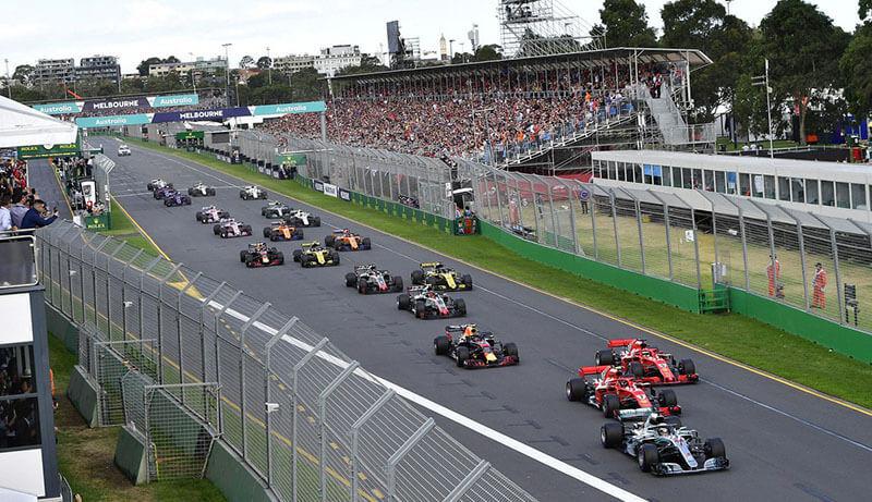 Сезон Формулы 1 в 2019 году стартует с Австралии (инфографика)