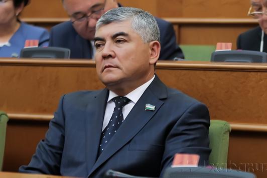 Sirdaryo viloyat hokimi G'ofirjon Mirzayev