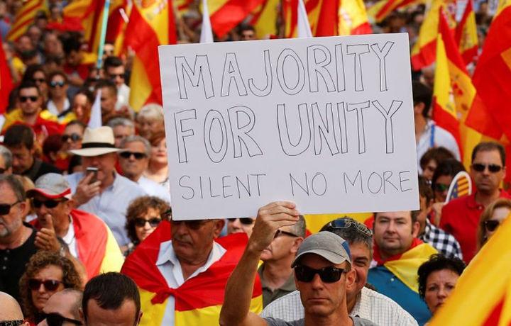 Германияликлар Каталония собиқ раҳбарини озод этишни талаб қилишмоқда