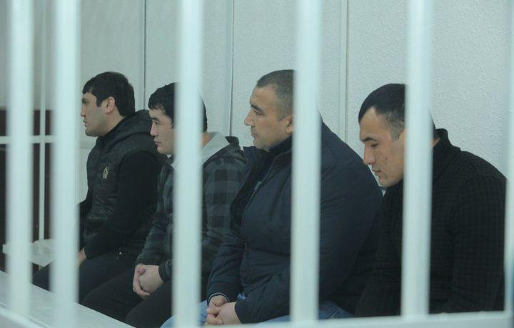 Спортчи Жамшид Кенжаевни ўлдирганликда айбланаётганларга нисбатан суд жараёни бошланди