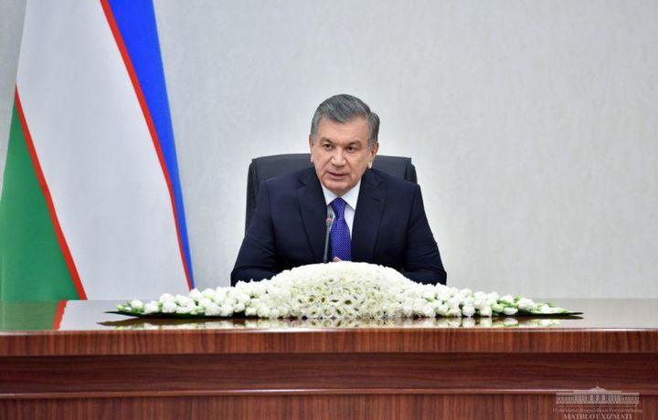 Prezident neft-gaz va kimyo sanoatini rivojlantirish bo'yicha yig'ilish o'tkazdi