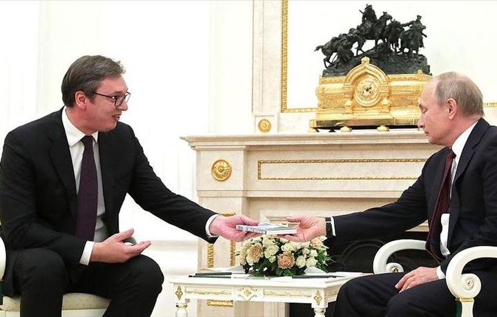 Россия и Сербия обсудили ситуацию на Балканах
