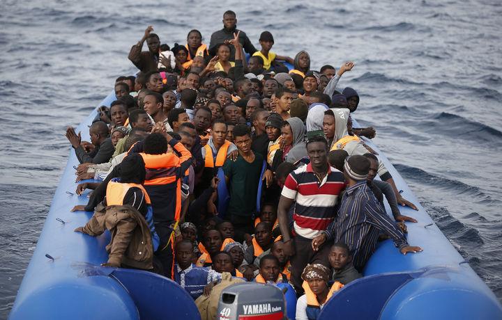 Европа: мигрантлар оқими камаймоқда