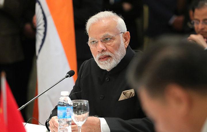 Моди пригласил лидеров G20 на саммит в Индию
