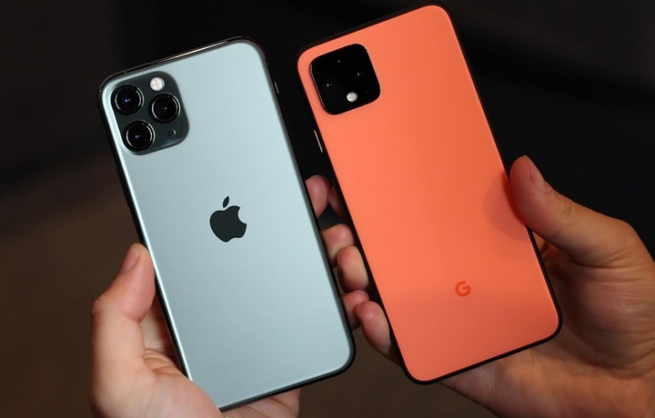 Қай бири зўр? «iPhone 11» ва «Pixel 4» камералари тунги режимда солиштирилди