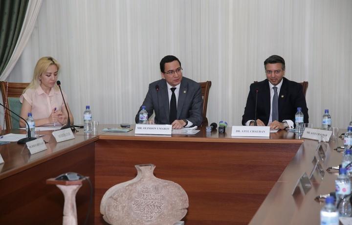 Toshkent shahridagi Amiti universiteti sentyabrdan o'z eshiklarini ochadi