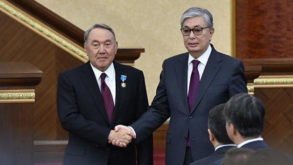 Назарбаев выдвинул Касым-Жомарта Токаева кандидатом в президенты