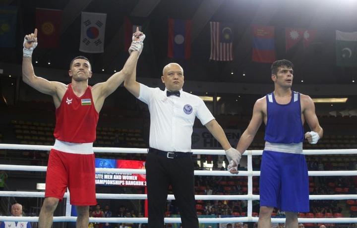 Boks. Jahon chempionatiga qur'a tashlandi, bokschilarimiz raqibi bilan tanishing