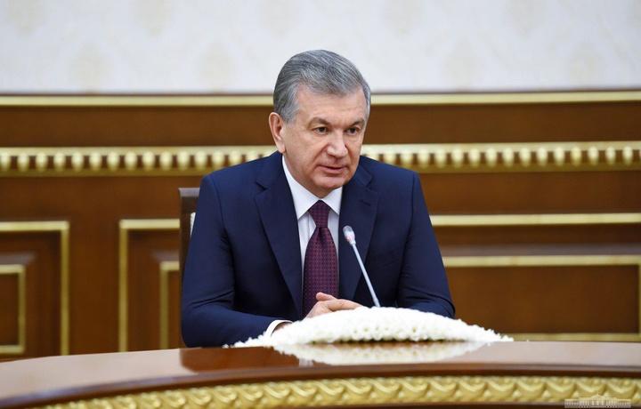 Shavkat Mirziyoyev Jahon bojxona tashkiloti bosh kotibini qabul qildi