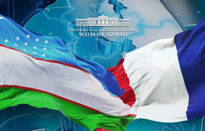 Shavkat Mirziyoyev 8-9 oktyabr kunlari rasmiy tashrif bilan Fransiyada bo'ladi