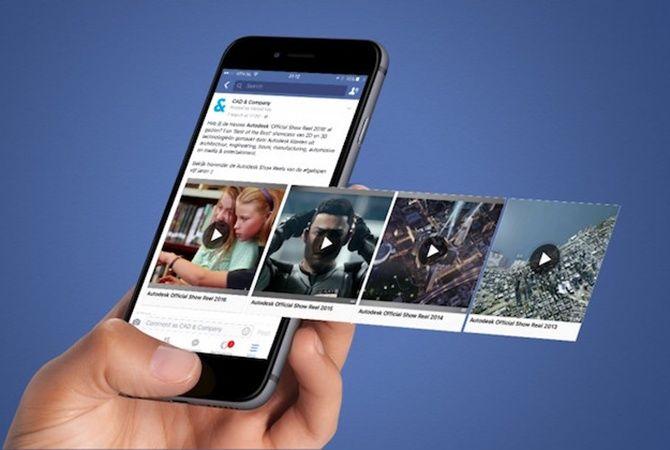 Эндиликда «Facebook»ка эксклюзив видео жойлаштириш орқали пул ишлаш мумкин бўлади