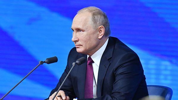 Путин уйланишга ваъда берди