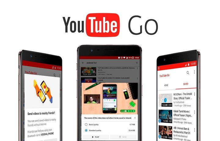 «YouTube Go» иловасини энди ўзбекистонликлар ҳам кўчириб олишлари мумкин