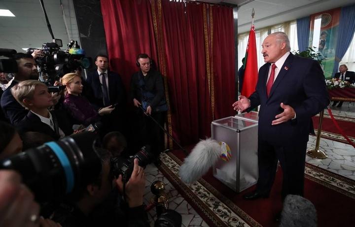 Лукашенко будет баллотироваться на президентских выборах в Беларуси в 2020 году