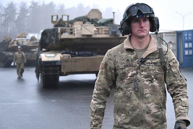 США поучаствуют в крупнейших за 25 лет военных учениях в Европе
