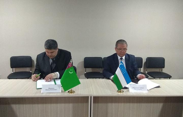 Состоялись переговоры по вопросам делимитации и демаркации госграницы между Узбекистаном и Туркменистаном