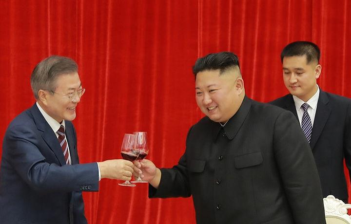 Южнокорейские правые сочли невыгодным соглашение с КНДР