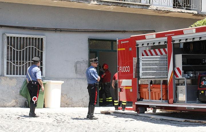 Взрыв на автозаправке произошёл в Италии (видео)
