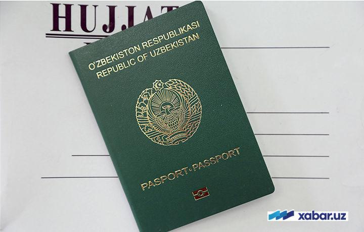 Тошкент шаҳри аҳолисининг неча фоизи биометрик паспорт олгани айтилди