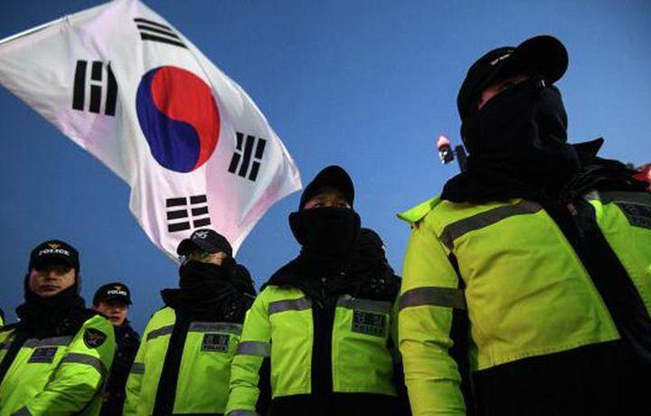 Пять российских моряков получили тюремные сроки в Южной Корее