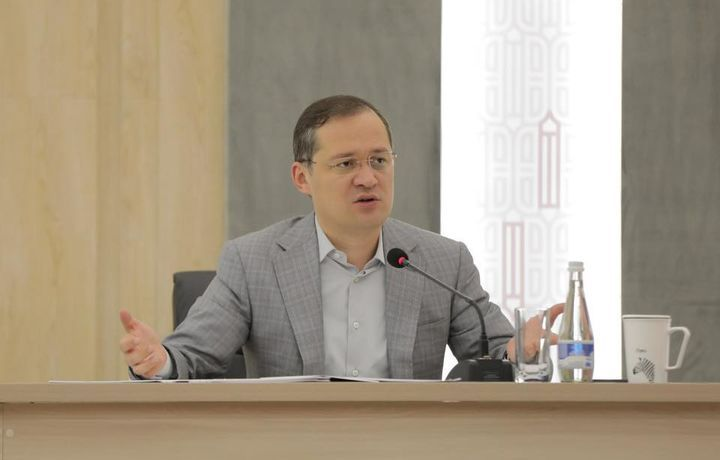 Комил Алламжонов расмий баёнот берди