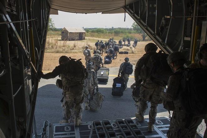 Трамп отверг планы отправить 12 тысяч военных в Саудовскую Аравию