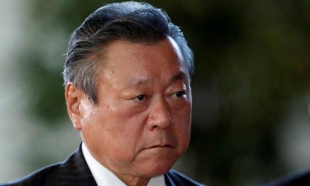 Япония киберхавфсизлик вазири Ёситака Сакурада компьютерни тушунмас экан...