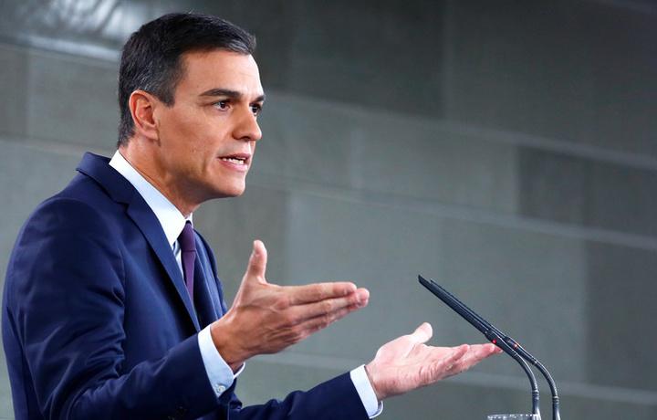 Испания бош вазири парламентга муддатидан аввал сайлов ўтказилишини эълон қилди