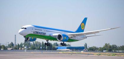 Самолет рейса Ташкент-Мумбаи экстренно сел в Самарканде из-за сердечного приступа пассажира