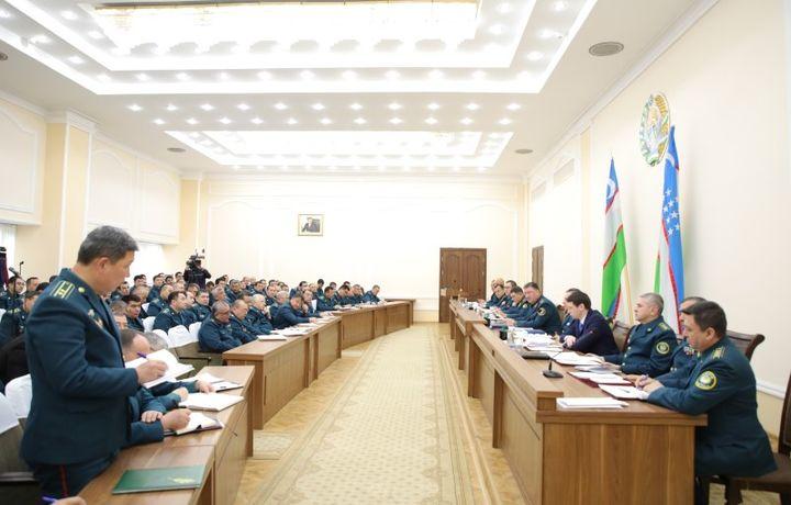 В Узбекистане назначили двух заместителей главы МВД