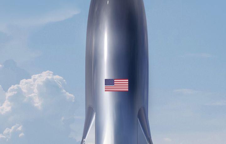 SpaceX подготовила ракету для суборбитального полета Starship