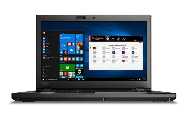 «Lenovo» 128 гигабайт тезкор хотирага эга ноутбук яратди
