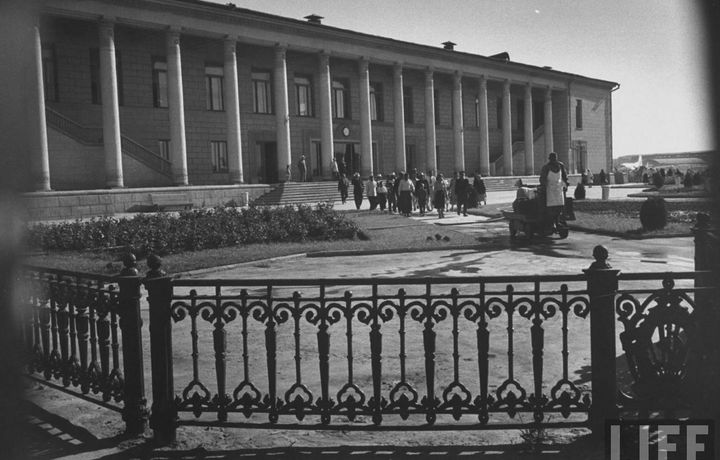 «LIFE» журнали фотомухбирининг Ўзбекистонга сафари (1958 йил)