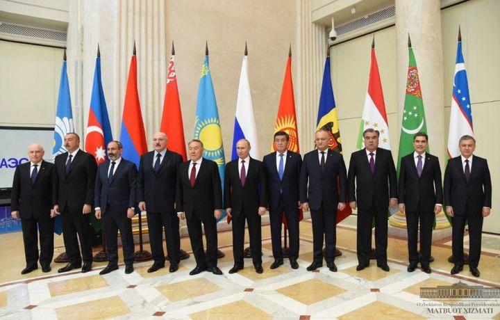 Ўзбекистон Республикаси Президенти МДҲнинг норасмий саммитида иштирок этди