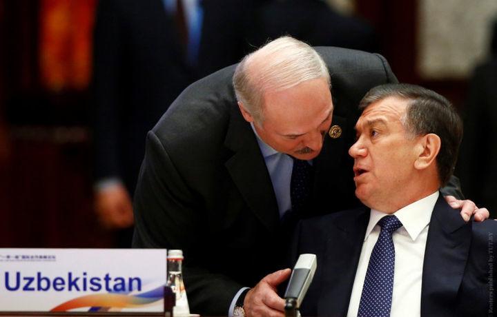 Шавкат Мирзиёев Беларусь Президентига табрик йўллади