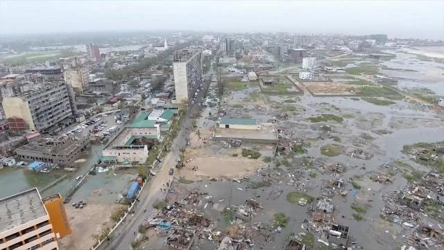 Mozambikda to'fon 446 inson hayotiga zomin bo'ldi