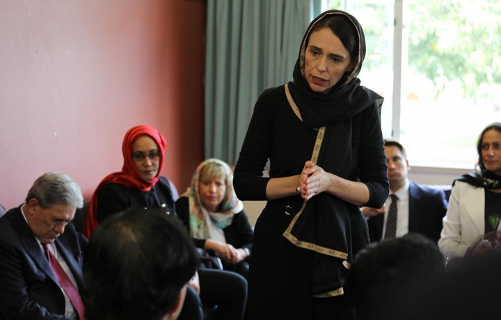 Крайстчёрч: премьер-министр встретилась с мусульманами (видео)