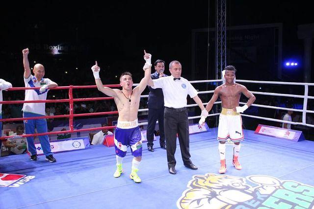 «Uzbek Tigers» кубалик боксчилардан реванш олди