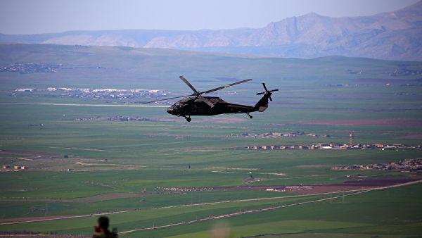 США создали наблюдательные посты на сирийско-турецкой границе