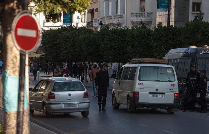 В столице Туниса прогремел взрыв