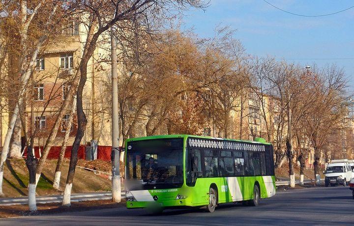 64-летний мужчина скончался в автобусе в Ташкенте