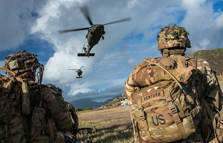 США потратили на военные операции более $1,5 трлн