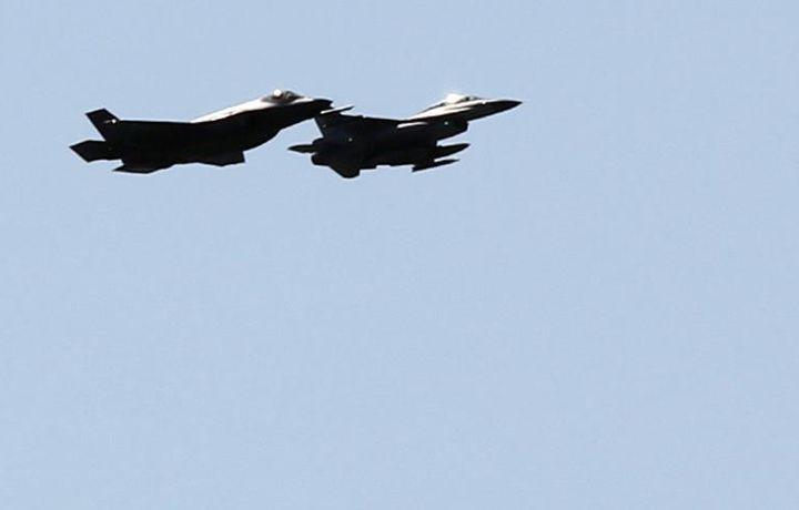 Турция ожидает от США поставок F-35
